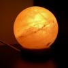 elektrische Salzlampe