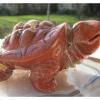 Schildkröte roter Jaspis